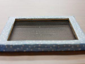 「クリアネット」の水の通しやすさ実験(1)