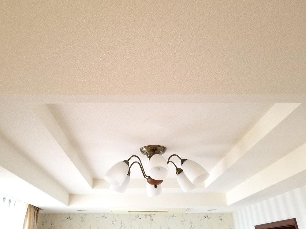 電気を使わず空気を綺麗にする天井専用壁紙「グラフトンクロス」